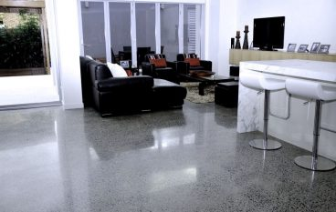 Concrete Floors: The Secrets Of Polishing