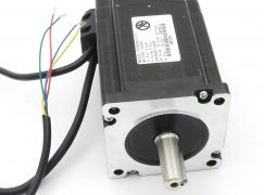 Increased production and lower costs with reliable servo motor